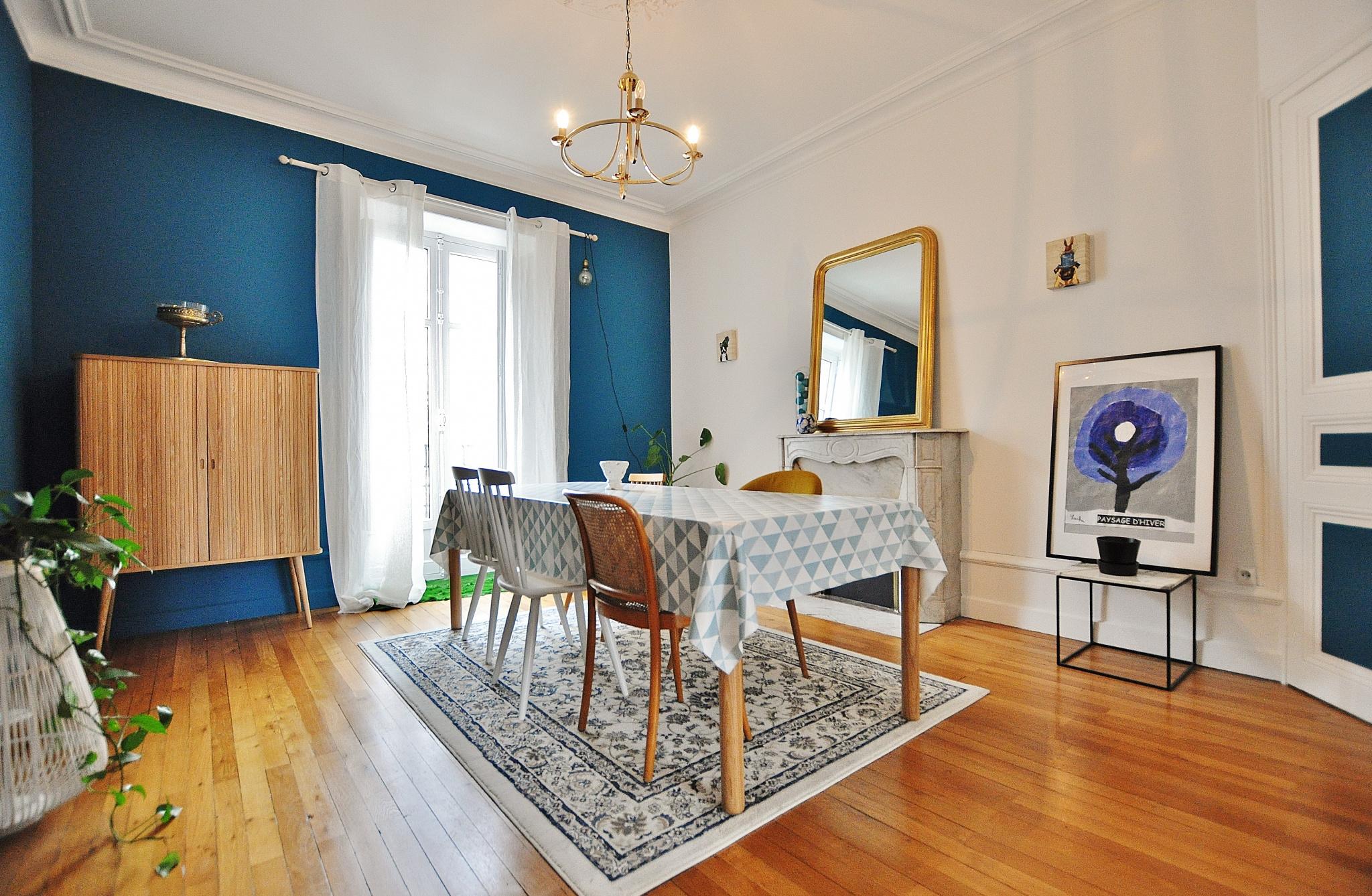 Location Bel Appartement Ancien Meublé